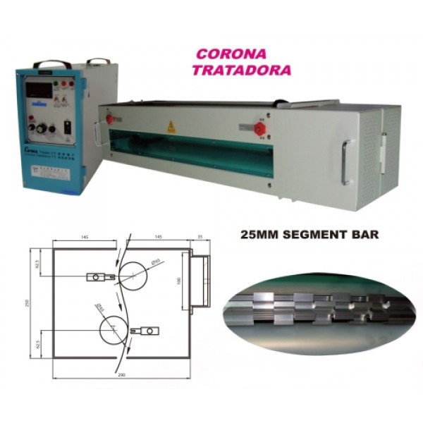 Corona Treater for Blown Film
