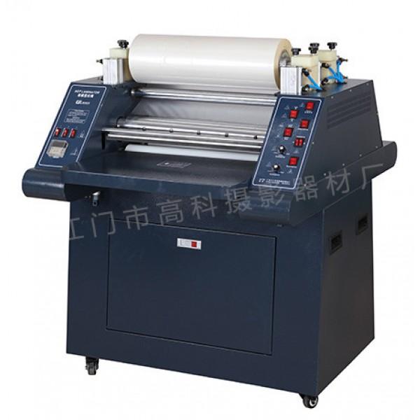 20 inch pneumatic thermal laminator machine (2 rollers)