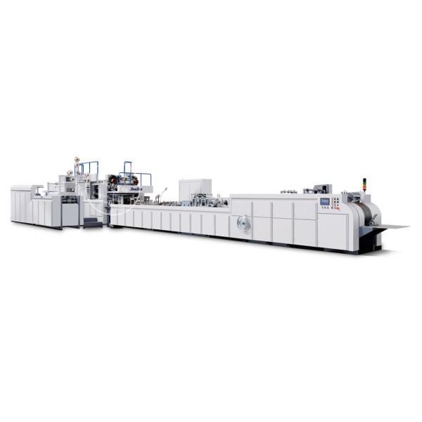ZD-QFP14B/14C  Fully Auto Sheet-fed Square Bottom Paper Bag Machine
