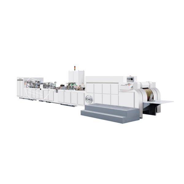 ZD-FP08B/14C Sheet-fed Square Bottom Paper Bag Machine