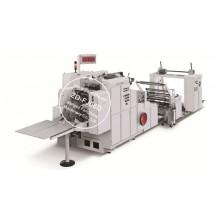 ZD-FJ06D Fast Fixed-size Square Bottom Paper Bag Machine
