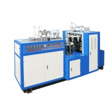 ZB-12 Automatic Paper Cup Shaper ( For Single Pe Coated Paper )