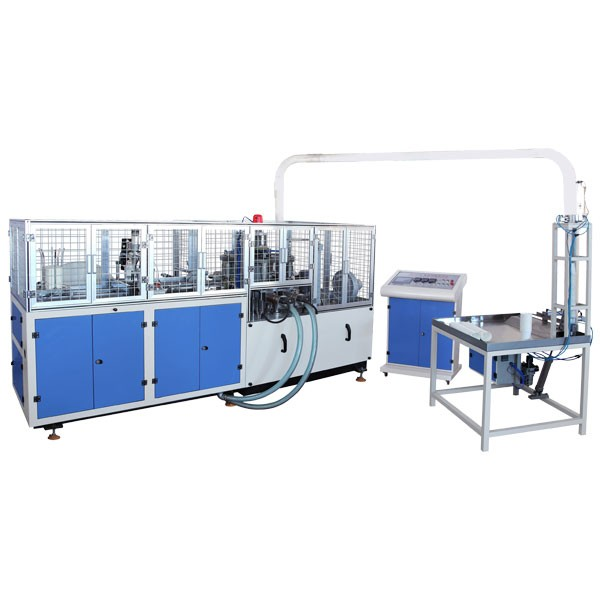 ZB-G16 Automatic High Speed Paper Cup Forming Machine