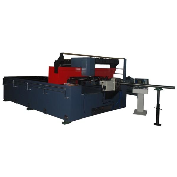 Tube/Pipe Laser cutting machine