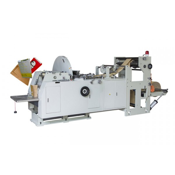 LMD-400/600 Automatic High Speed Food Paper Bag Making Machine