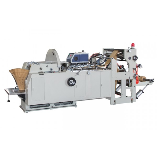 LMD-400B/600B Automatic High Speed Food Paper Bag Making Machine(with Pasted window)
