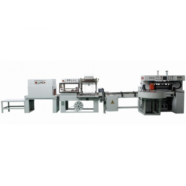Automatic Slitting Rewinder Packing Machine