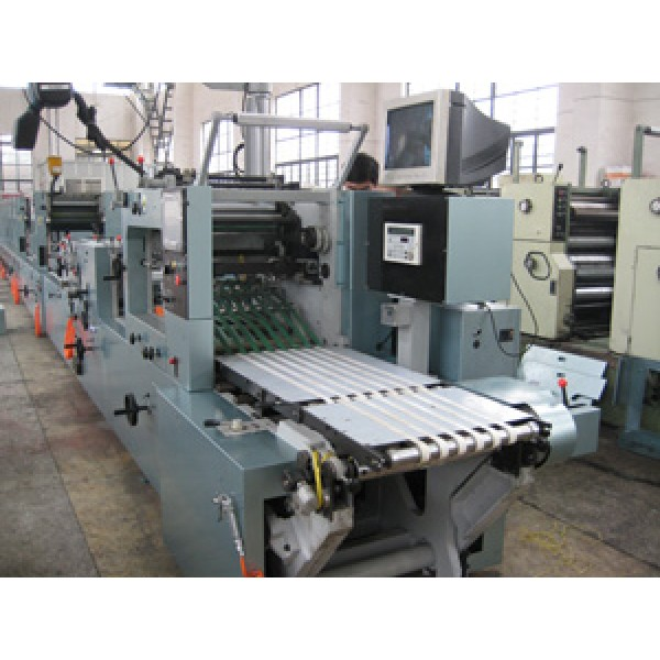 Continuous Form Rotary Press