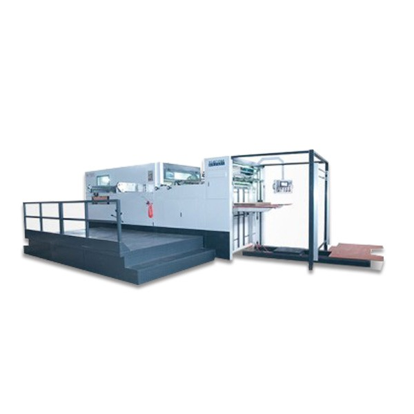 BMY 1300 Semi-automatic Secondary Positioning Die-cutting Creasing Machine