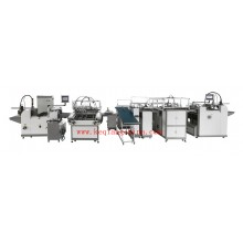 QZFM-700Automatic Case Making & Lining Machine