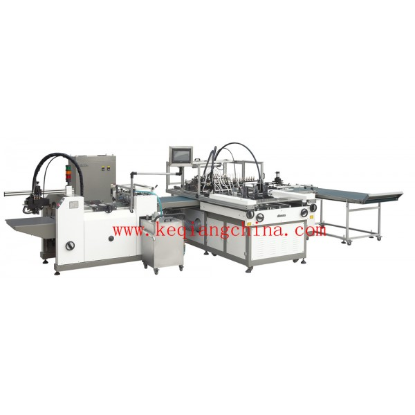 ZTC-700/900A Auotmatic Inner Laminating Machine