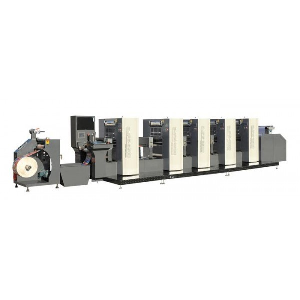 Offset Label Printing Machine WJPS-350