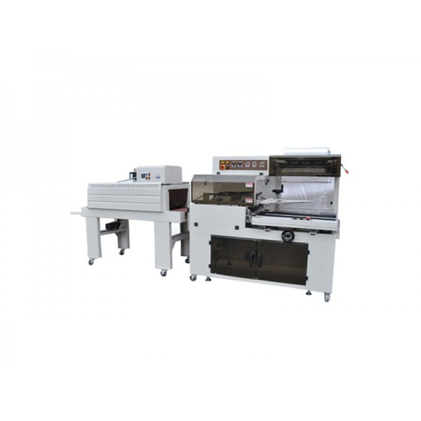 FQL450A+BS4522N Automatic L Type Sealer and shrink packing machine