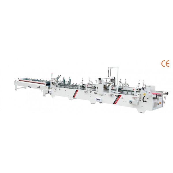 SHH-E automatic high-speed lock-bottom corrugated folder gluer