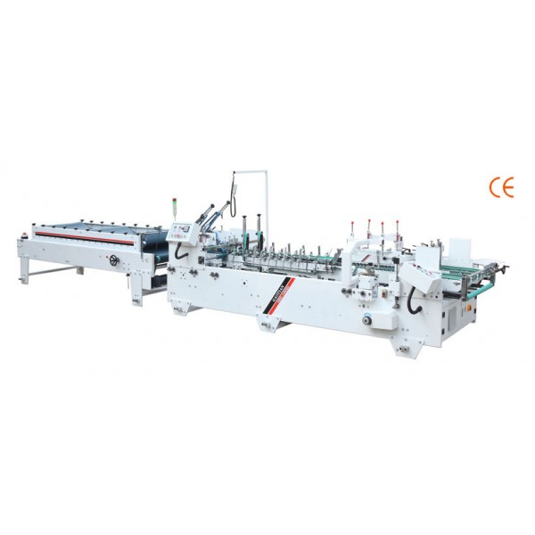SHH-B2 Automatic corrugated folder-gluer