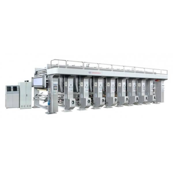 ASY-E series computerized rotogravure printing machine