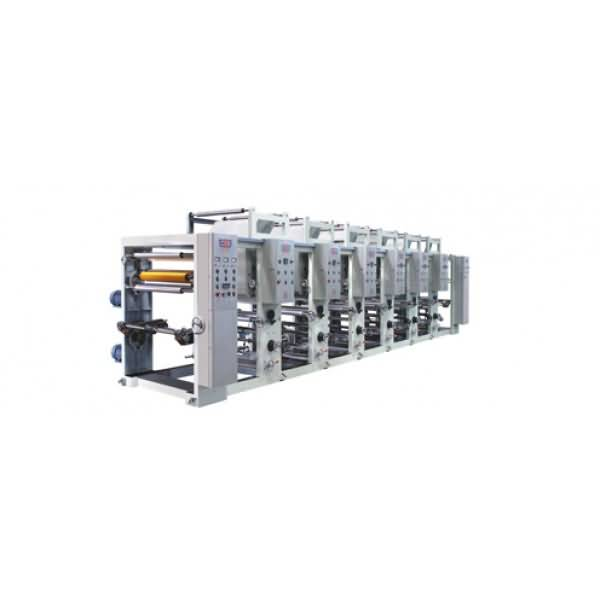 ASY-B rotogravure printing machine