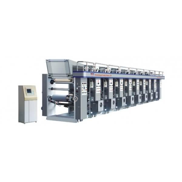 ASYQD-E computerized rotogravure printing machine