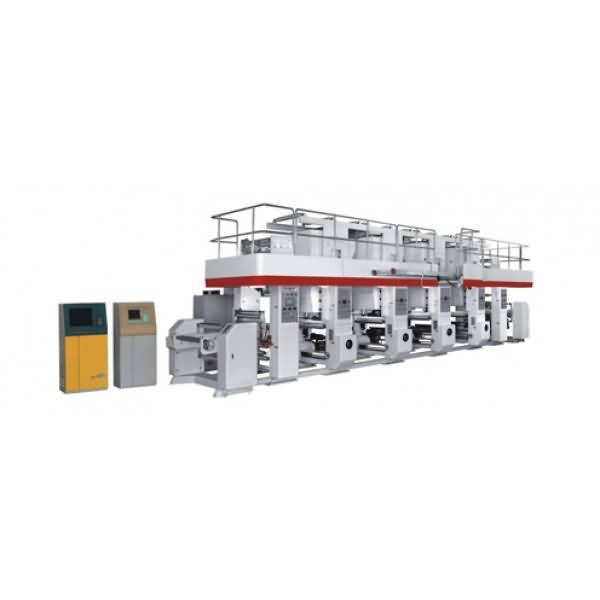 QDASY-A high speed computerized rotogravure printing machine