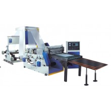 DFJ800-1600 Double-unwinding Servo Paper-managing Cross Cut Machine