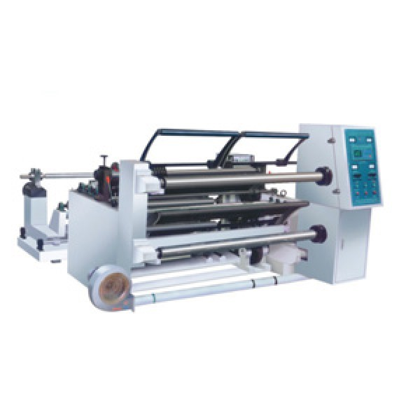 QFJ-650/1300 Multifuctional Automatic Slitting and Rewinding Machine