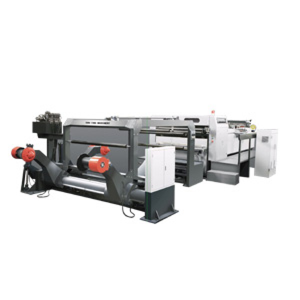 DFJ-1400/1700E Type Rotary Sheeting Machine