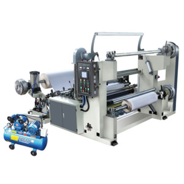 QFJ1100-2800C Multifunctional Automatic Slitting and Rewinding Machine