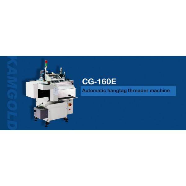 CG 130E Automatic hangtag threader machine Manufacturers