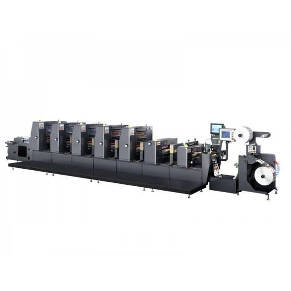 KZX-320 Intermittent Offset Label Printing Machine