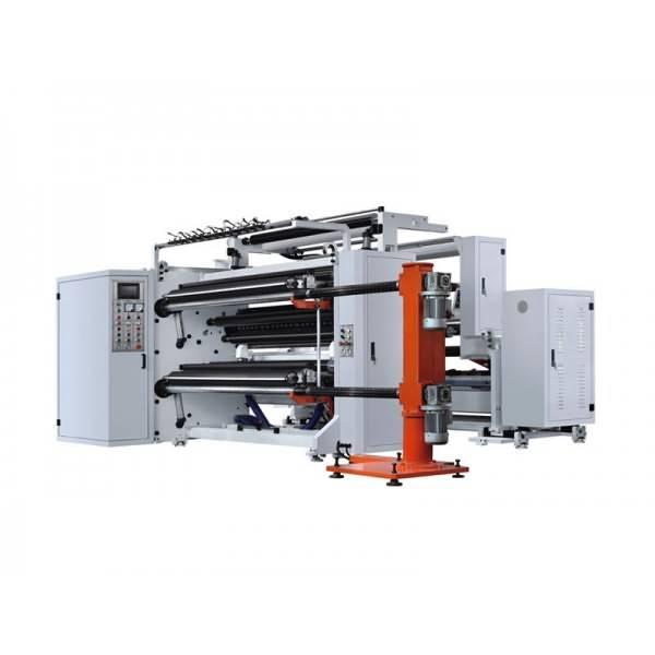 KSFQ-G series high speed slitter rewinder machines
