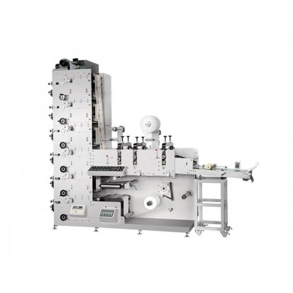 FP-320G Series Flexo Printing Machine