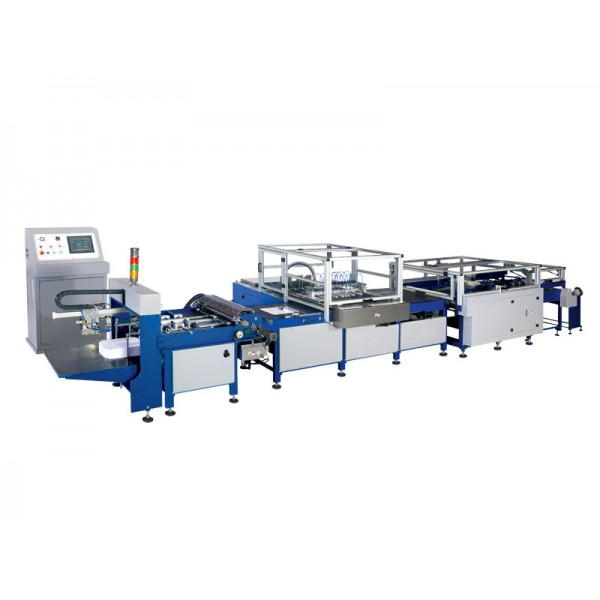 AHC-450A Model Automatic Case Maker