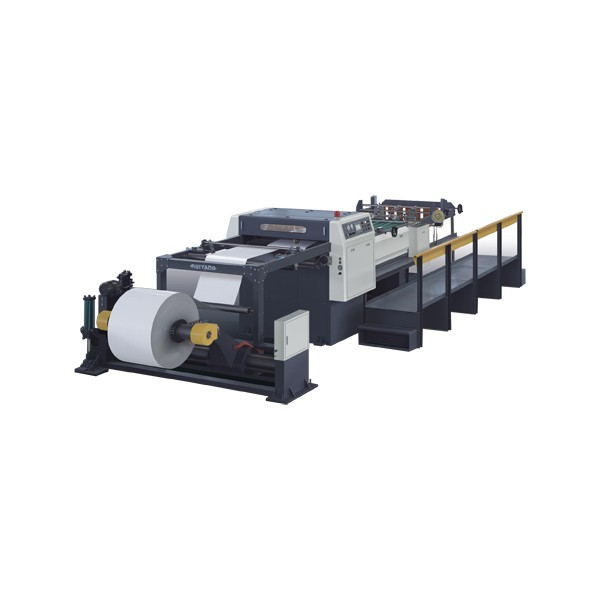 KS-1400A Servo Control High-precision Roll to Sheet Paper Sheeter