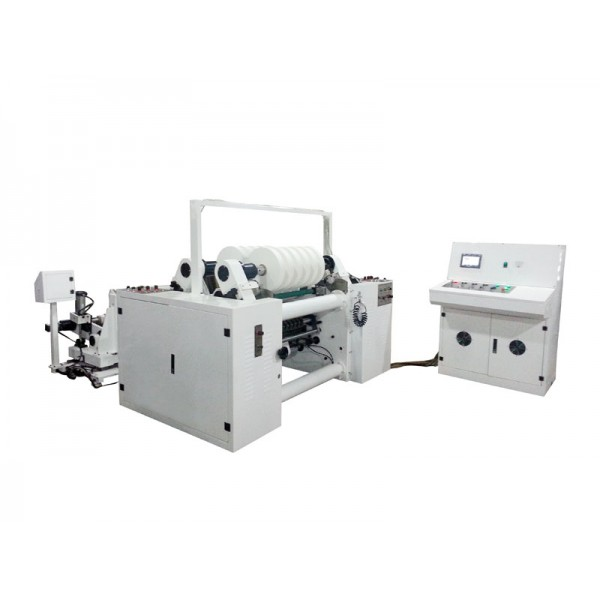 FHQZ-800 Model High Speed Paper Slitting Machine