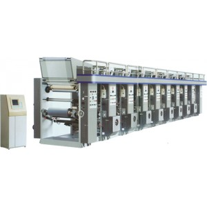 Want to buy sheet type rotogravure printing machine