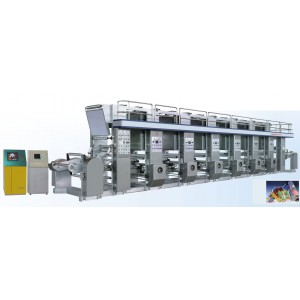 800 rotogravure printing machine high quality